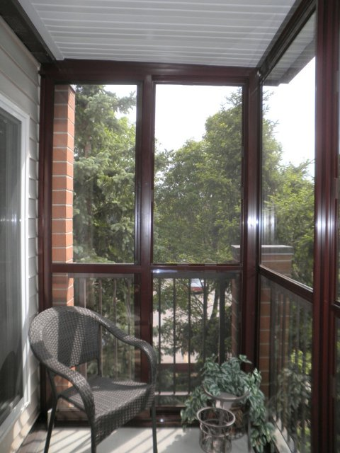 Balcony Enclosures Glastar Sunrooms By Sunshade