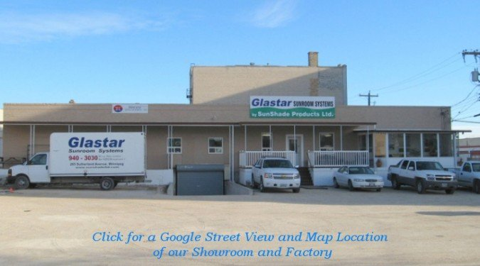 Click for a Google Map Link to Our Showroom & Factory